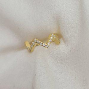 עגילים תלויים כסף 925 ''מואנה'' שרשרת